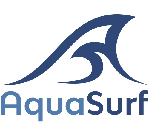 Aqua Surf School logo