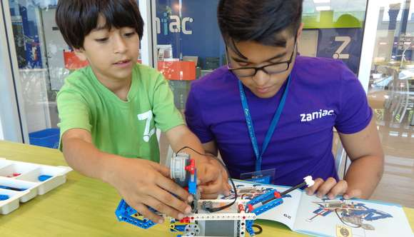 Zaniac is one of the great summer camps you'll meet at the 1st Annual Summer Fun & Camp Fair.