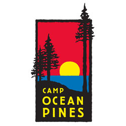 Camp Ocean Pines logo