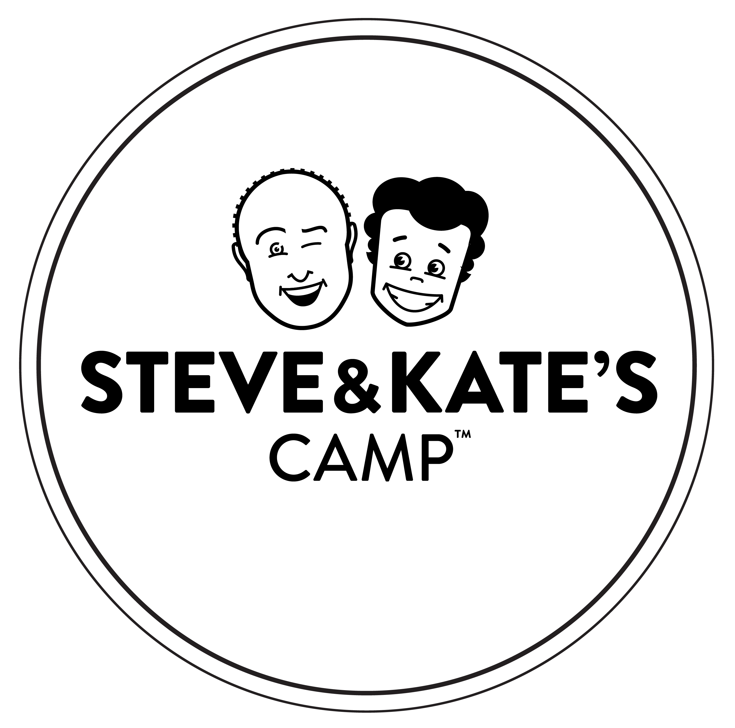 Steve & Kate's Camp logo