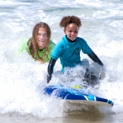 Aqua Surf is one of the super cool camps you'll find at the Summer Fun & Camp Fair on March 12, 2017.