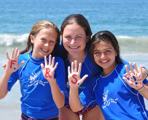 Fitness by the Sea is one of the fun camps you can meet at the Summer Fun & Camp Fair.