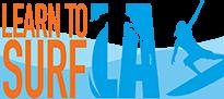 Learn to Surf LA logo