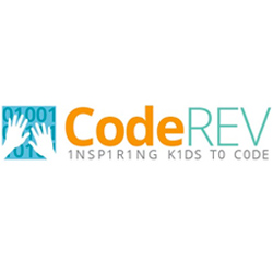 CodeREV logo
