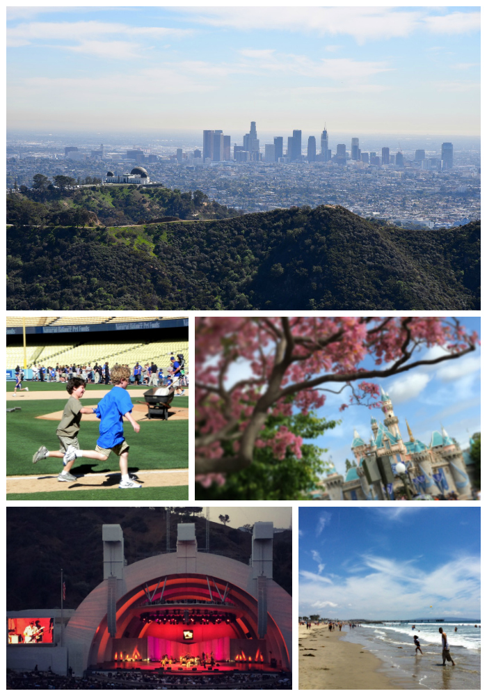 Check out all of the amazing things to do in Los Angeles in the summer!