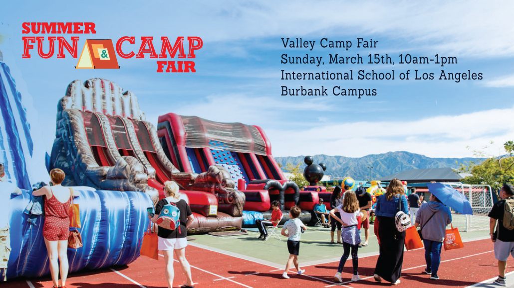 Burbank Camp Fair Promo