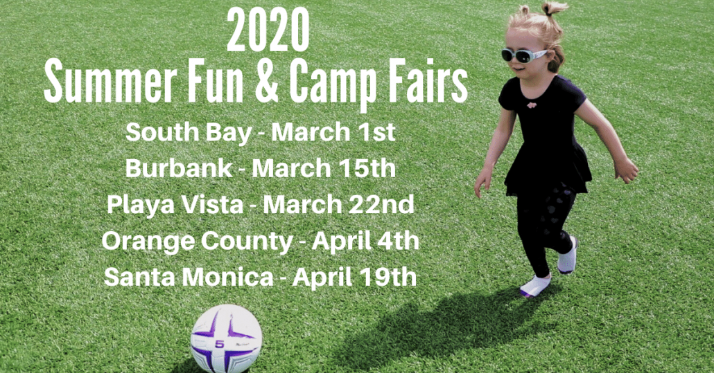 2020 summer fun camp fair dates