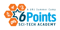 URJ 6 Points Specialty Camps